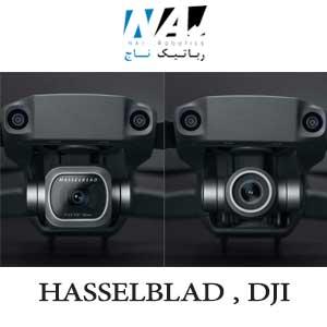 همکاری DJI و Hasselblad