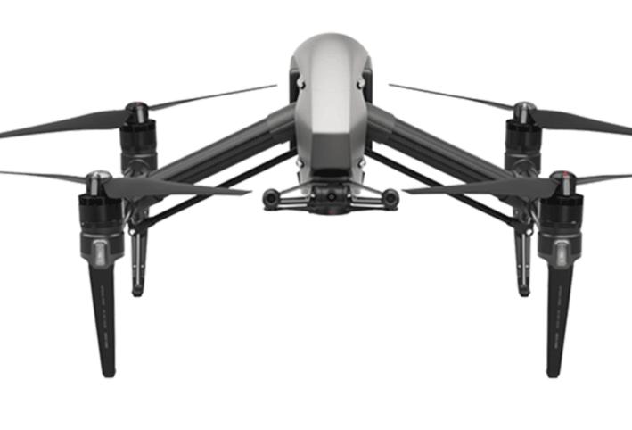 فروش محصولات پروازی و djiدر رباتیک ناج- اینسپایر 2