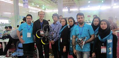 گروه تحقیق و پژوهش رباتیک ناج
